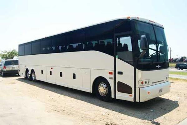 40 – 50 passenger charter bus