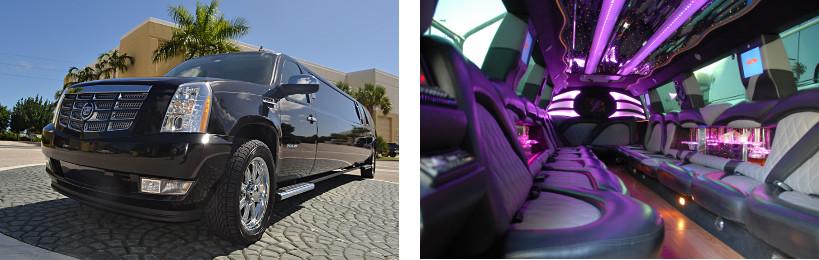 limousine rental company atlanta