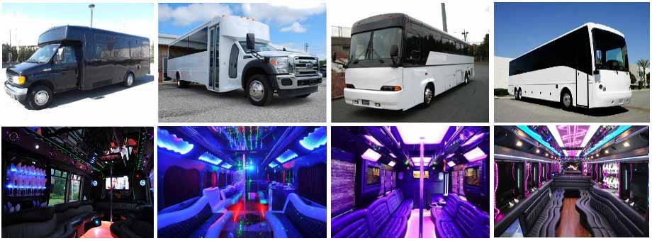 Birthday Party buses Atlanta