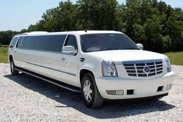 Cadillac Escalade limo Decatur