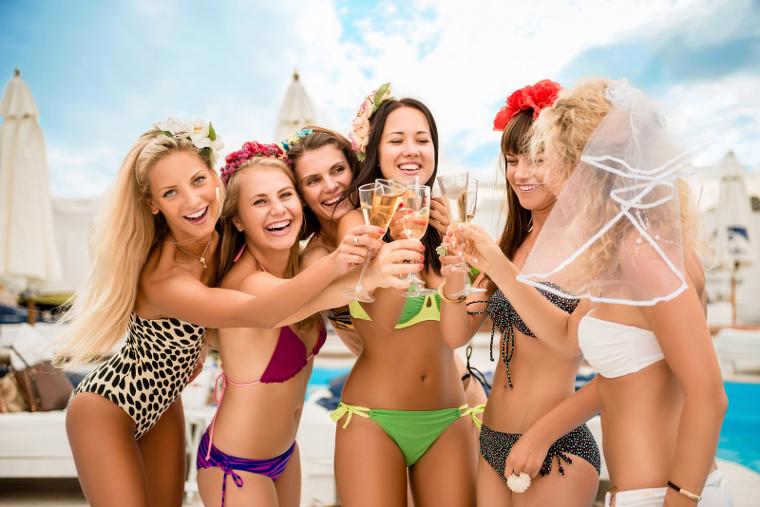 bachelorette party bus limo atlanta ga