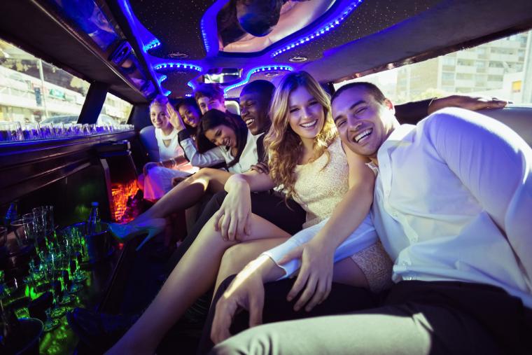 birthday party limo party bus atlanta georgia